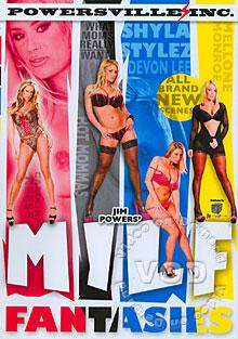 MILF Fantasies Box Cover