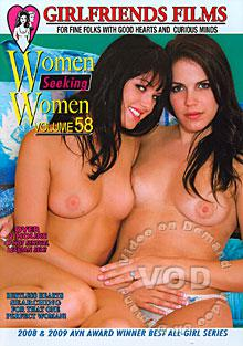 Women Seeking Women Volume 58 Box Cover