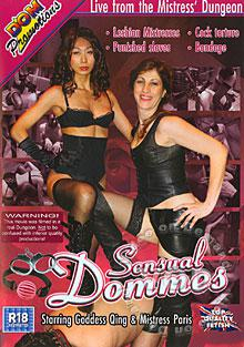 Sensual Dommes Box Cover