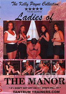 Ladies Of The Manor Box Cover