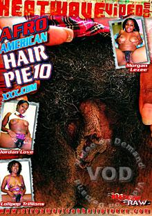 Afro American Hair Pie 10 Box Cover