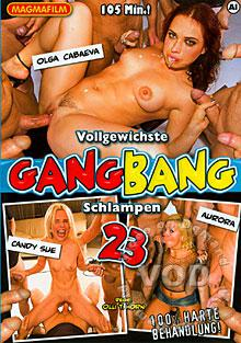 Black and white gangbang