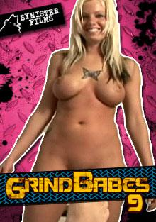 Grindbabes 9 Box Cover