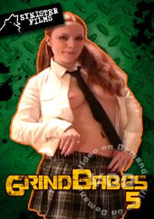 Grindbabes 5 Box Cover