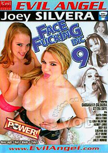 Face Fucking Inc. 9 Box Cover