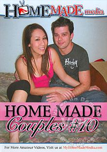 Home Made Couples #10 Box Cover