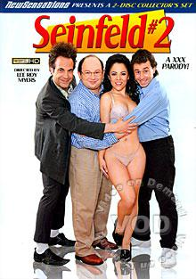 Seinfeld #2 - A XXX Parody (Disc 1) Box Cover