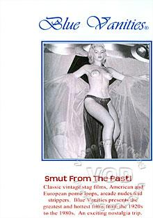 Softcore Nudes 115: Burlesque & Nudes '40s & '50s (All B&W) Box Cover