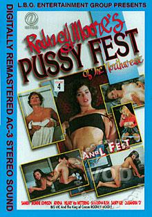 Rodney Moore's Pussy Fest Of The North-West Volume 4 Box Cover