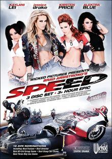 Speed - Disc 1 Box Cover