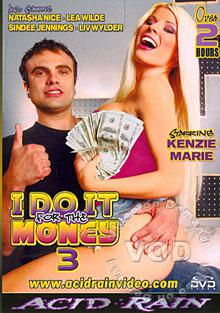 I Do It For The Money 3 Box Cover
