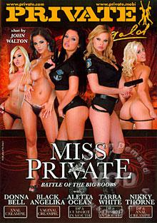 Miss Private Box Cover