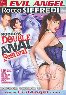 Rocco's Double Anal Festival Box Cover
