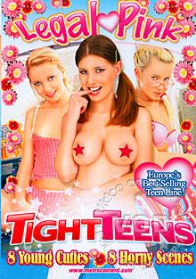 Tight Teens Box Cover