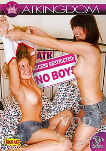ATK Access Restricted: No Boys Box Cover