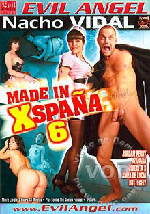 Made In Xspana 6 Box Cover