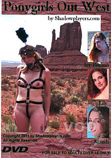 Ponygirls Out West Box Cover
