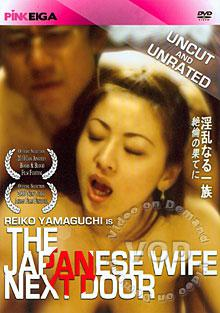 The Japanese Wife Next Door Box Cover