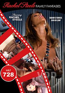 Family Fantasies - MILF 728 - Taboo Stories, Son-in-Law Box Cover