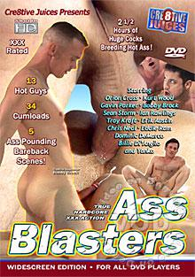 Ass Blasters Box Cover