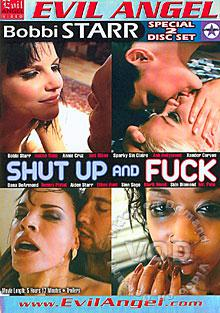 Shut Up And Fuck (Disc 1) Box Cover