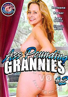 Ass Pounding Grannies #2 Box Cover