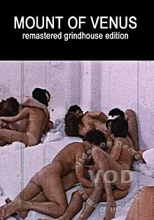 Mount Of Venus - Remastered Grindhouse Edition Box Cover