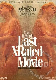 Cecil Howard's Last X-Rated Movie