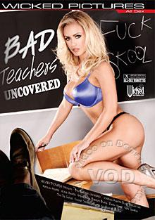Bad Teachers Uncovered Box Cover