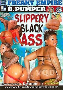 Slippery Black Ass Box Cover