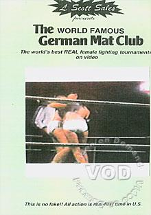 GM-3001B: The World Famous German Mat Club Box Cover