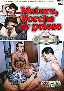 Mature, Porche & Pelose Box Cover