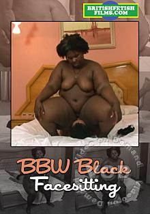 BBW Black Facesitting Box Cover