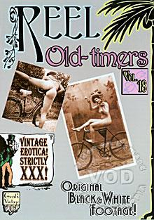 Reel Old-Timers Vol. 18 Box Cover