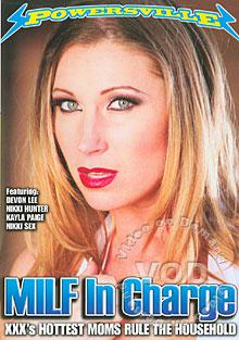 MILF In Charge Box Cover