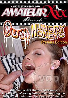 Cum Hungry Honeys - Premiere Edition Box Cover