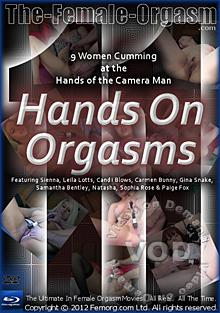 Hands On Orgasms 11 Box Cover