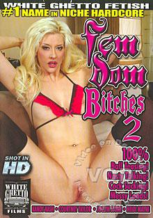Fem Dom Bitches 2 Box Cover