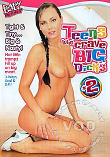 Teens Who Crave Big Dicks 2 Box Cover