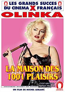 The House Of 1001 Pleasures (English Language) Box Cover