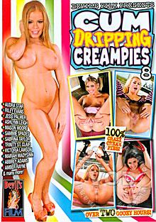 Cum Dripping Creampies 8 Box Cover