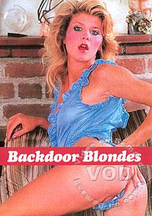 Backdoor Blondes Box Cover