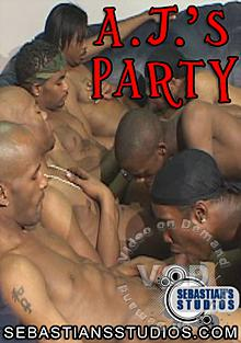 A.J.'s Party Box Cover