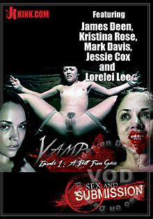 Sex And Submission - Vamp Episode 1: A Fall From Grace Box Cover