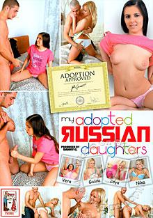 My Adopted Russian Daughters Box Cover