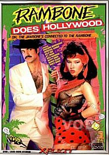 Rambone Does Hollywood Box Cover