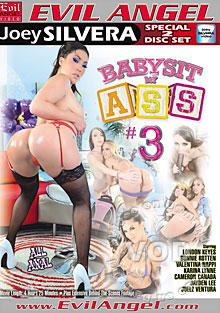 Babysit My Ass 3 (Disc 1) Box Cover