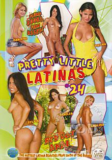 Pretty Little Latinas #24 Box Cover
