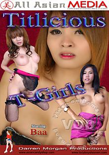 Titlicious T-Girls Vol. 1 Box Cover