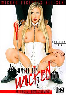 Samantha saint is completely wicked